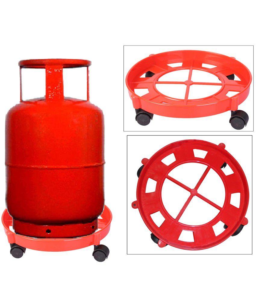 Oem Lpg Gas Cylinder Trolley For All Cyllinders: Buy Oem ...