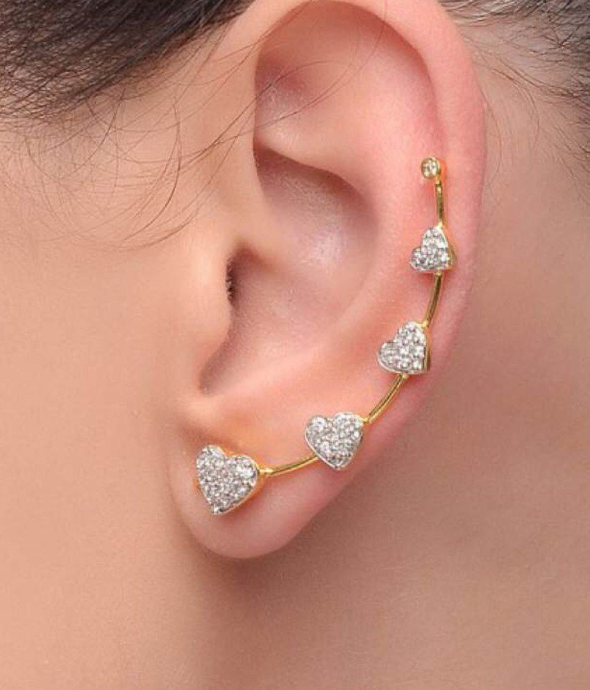 new for fashion jewellery adornment designer is the diamond perfect earrings which goldpated occasions special brings pin it set all this daily offers volama use indian