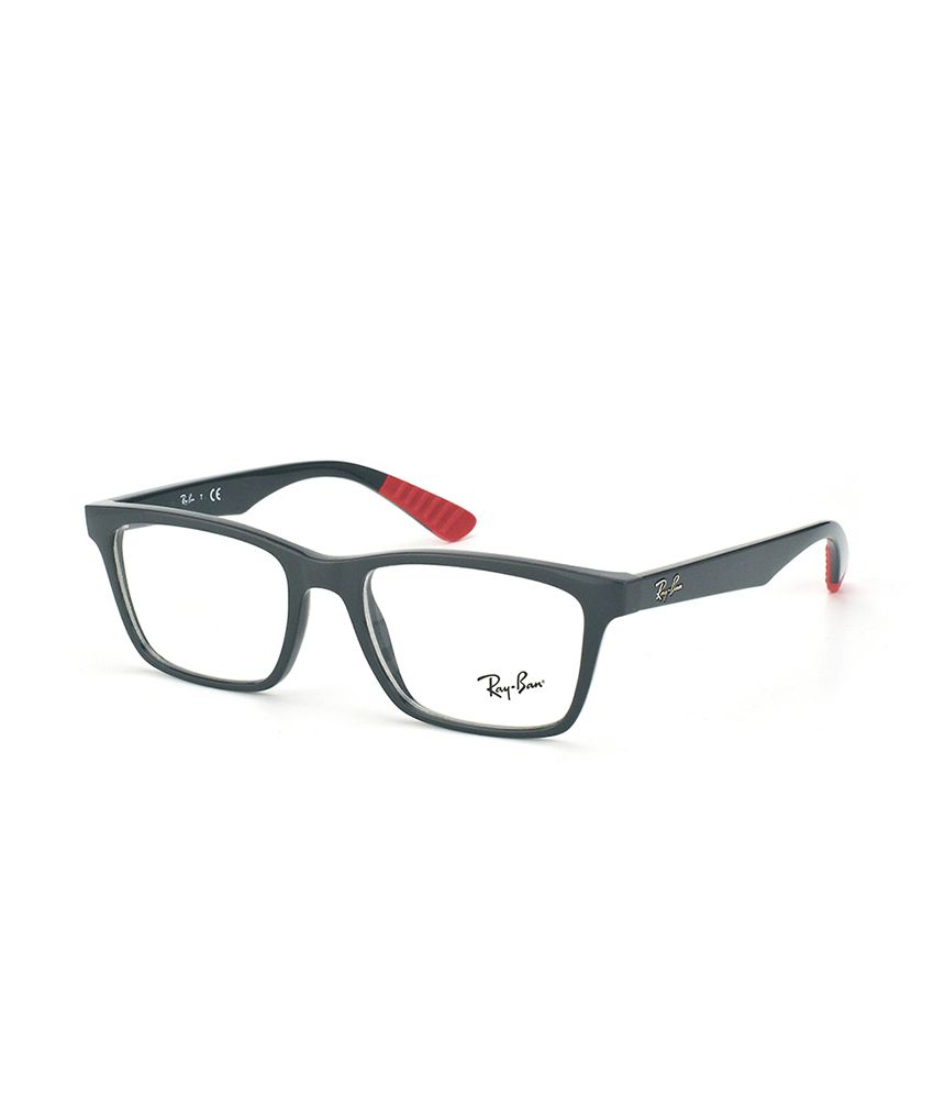 a7c134d739 Ray-ban Rx-7025-5418-53 Men Rectangle Eyeglasses - Buy Ray-ban Rx-7025-5418-53  Men Rectangle Eyeglasses Online at Low Price - Snapdeal