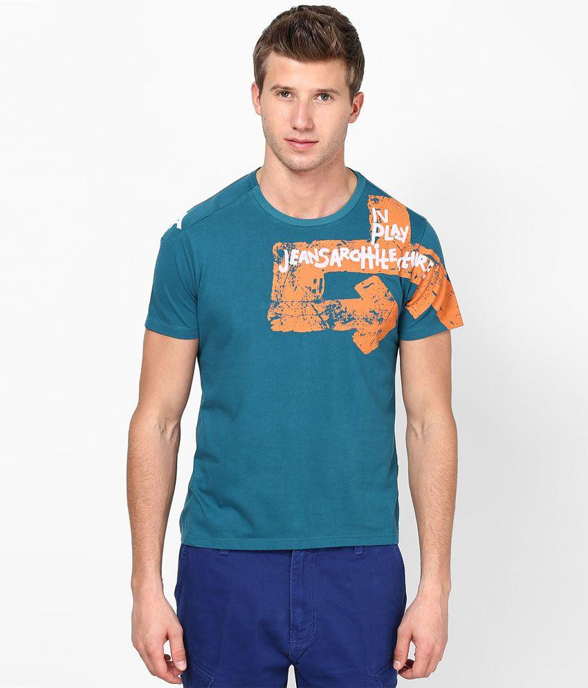 Ivpl@y T Shirt Blue Spruce