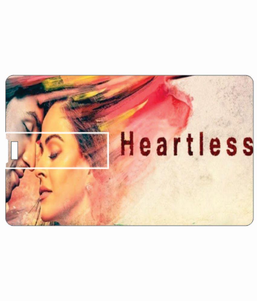 Printland Heartless 8 Gb 8 Gb Pen Drives Multicolor