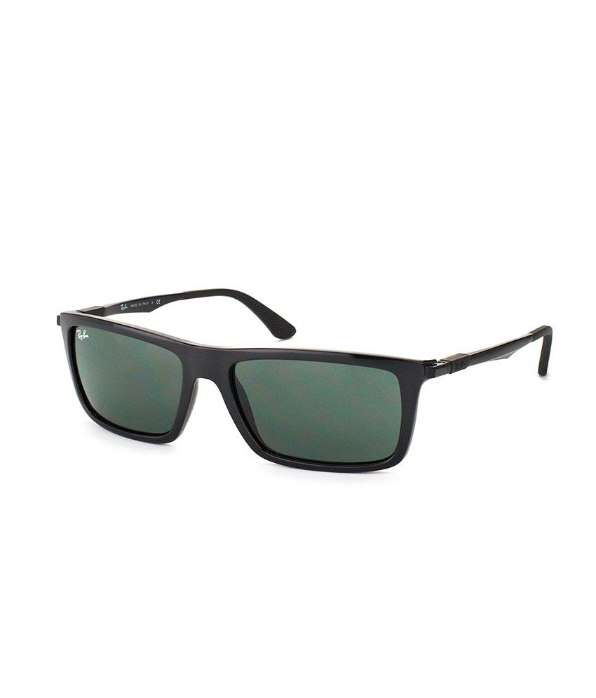 f6c5a243b9 Ray-ban Rb-4214-601-71-59 Medium Men Rectangle Sunglasses - Buy Ray-ban  Rb-4214-601-71-59 Medium Men Rectangle Sunglasses Online at Low Price -  Snapdeal