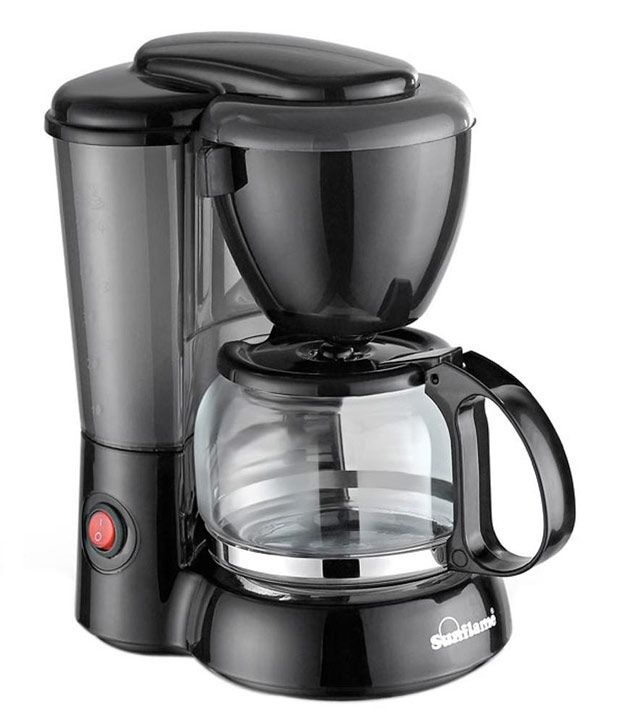 Sunflame 6 Cup Sunflame Filter Coffee Maker Tea/Coffee ...