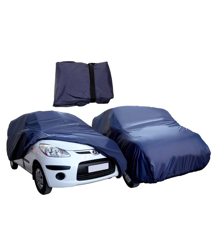 Carmate Tata Zest Car Body Cover Parachute Blue