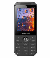 Hitech Pride 372 32MB GSM Phone Black