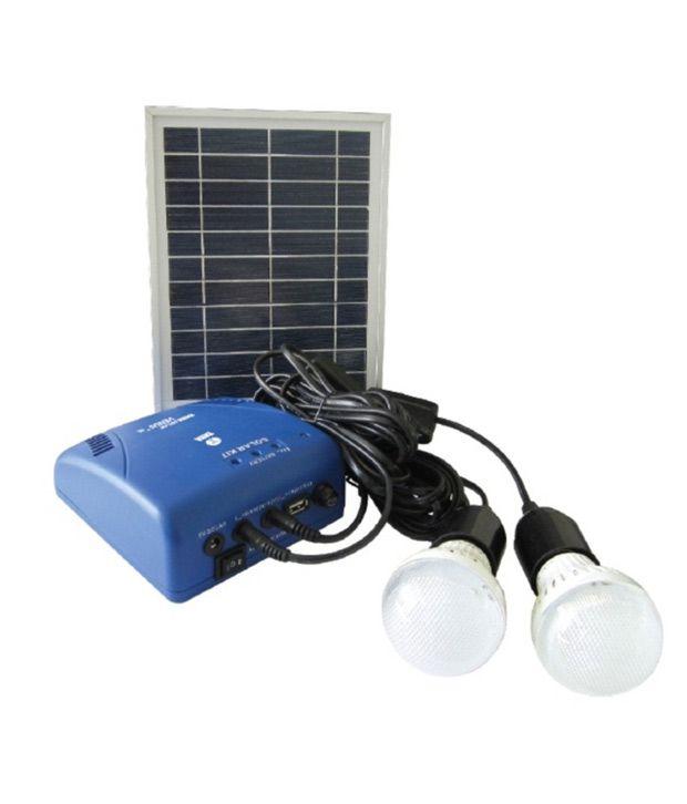 Tata Power Solar Venus 15l Solar Emergency Light Buy Tata
