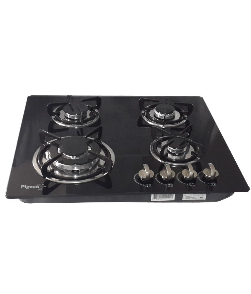 Pigeon-Quadra-DLX-4-Burner-Built-in-Hob-Gas-Cooktop