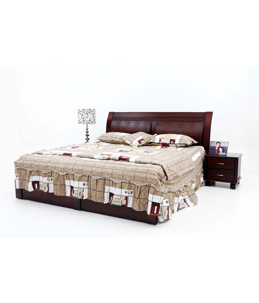 Good Prices On Furniture: Looking Good Furniture Fendi King Size Withoutstorage Bed