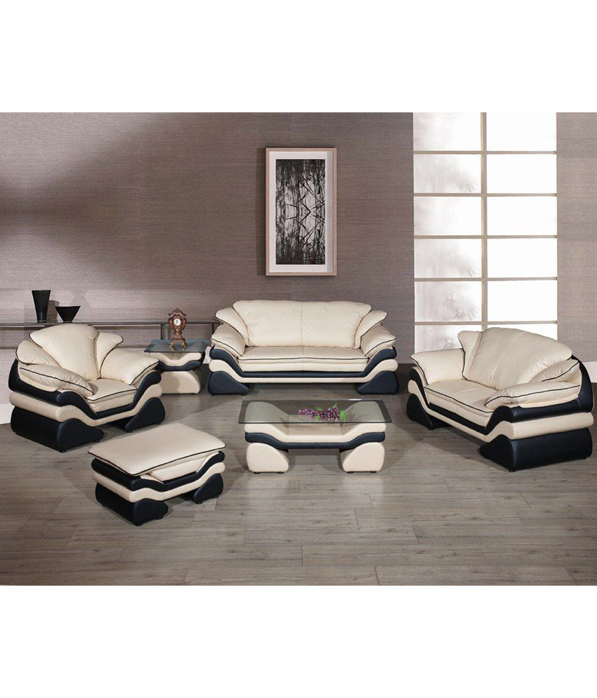 Sofa Factory Elegent Black Cream Sofa 221 Buy Sofa Factory