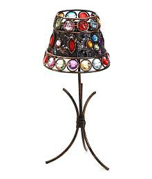 Lamps shades buy lamps shades online at best prices in india on quick view aapno rajasthan multi lamp shade mozeypictures Gallery