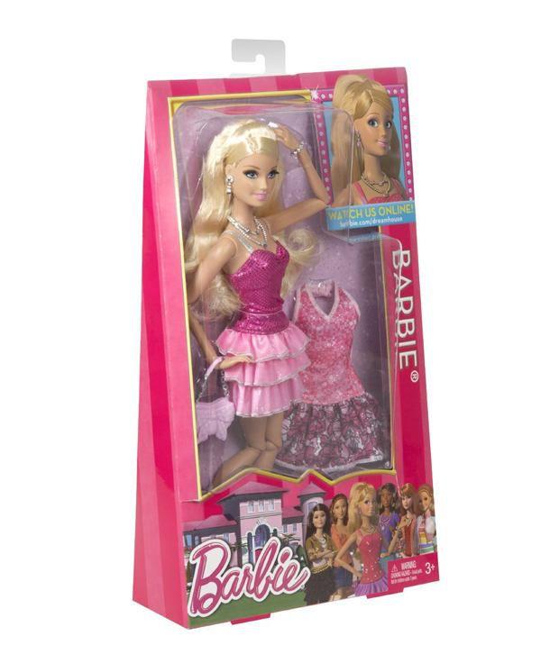 Barbie Fashion Dreamhouse Games