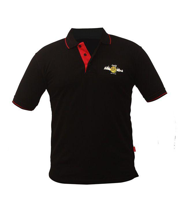 IPTL Premium Polo T-shirts - Black