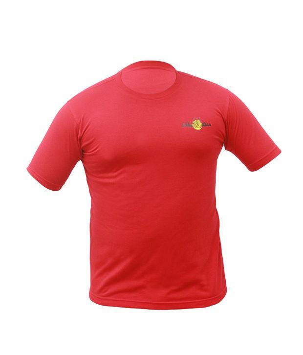 IPTL Premium T-shirts - Red