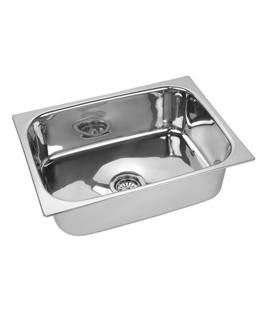 SANITOP Kitchen Sink Square Bowl 24