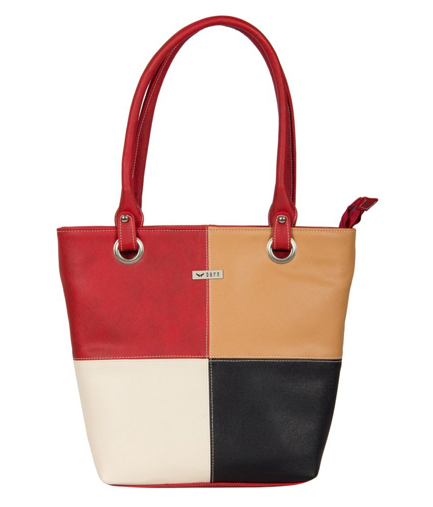Bern BR4168CH Red Shoulder Bags