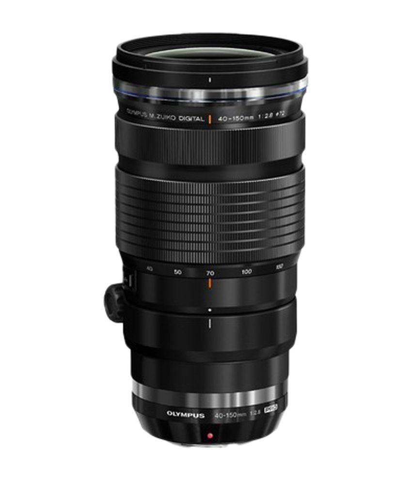 Olympus 40 - 150 mm, f/2.8 Pro Lens