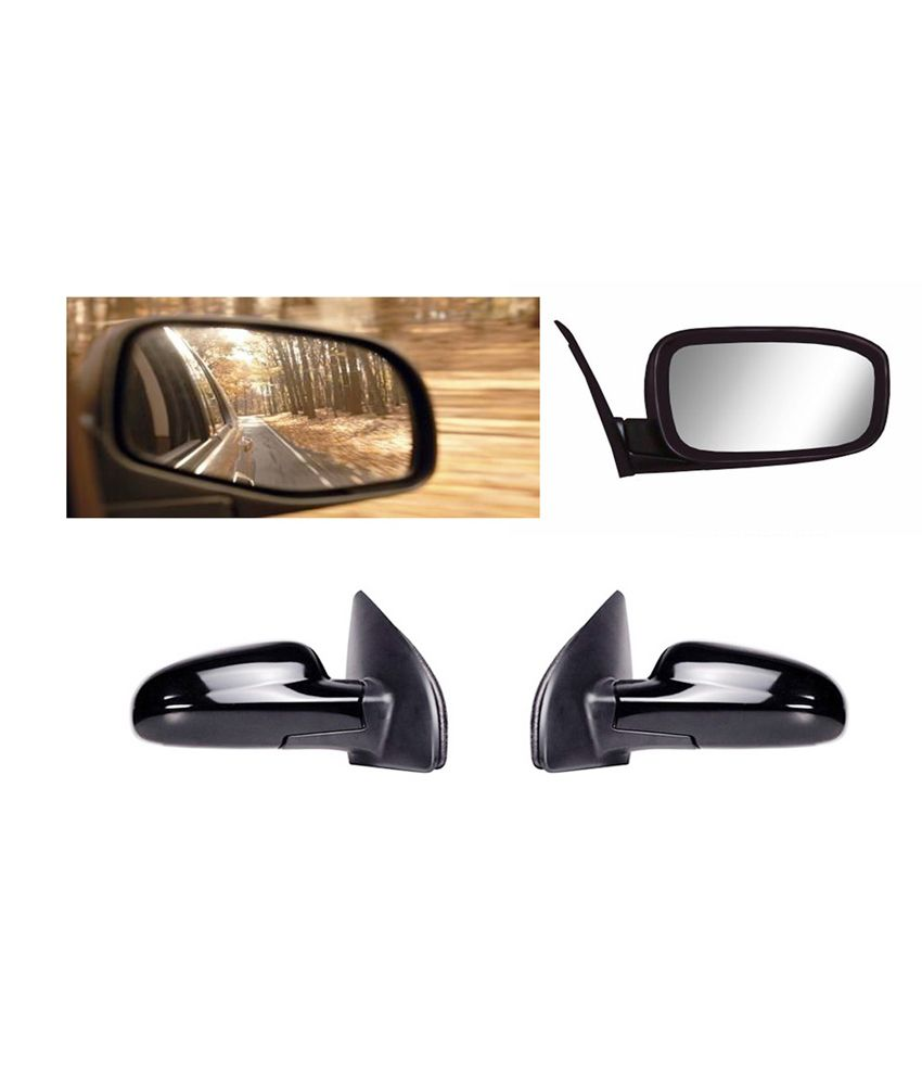 Car Point Rear Side View Mirror Assembly Zen Vxi Left