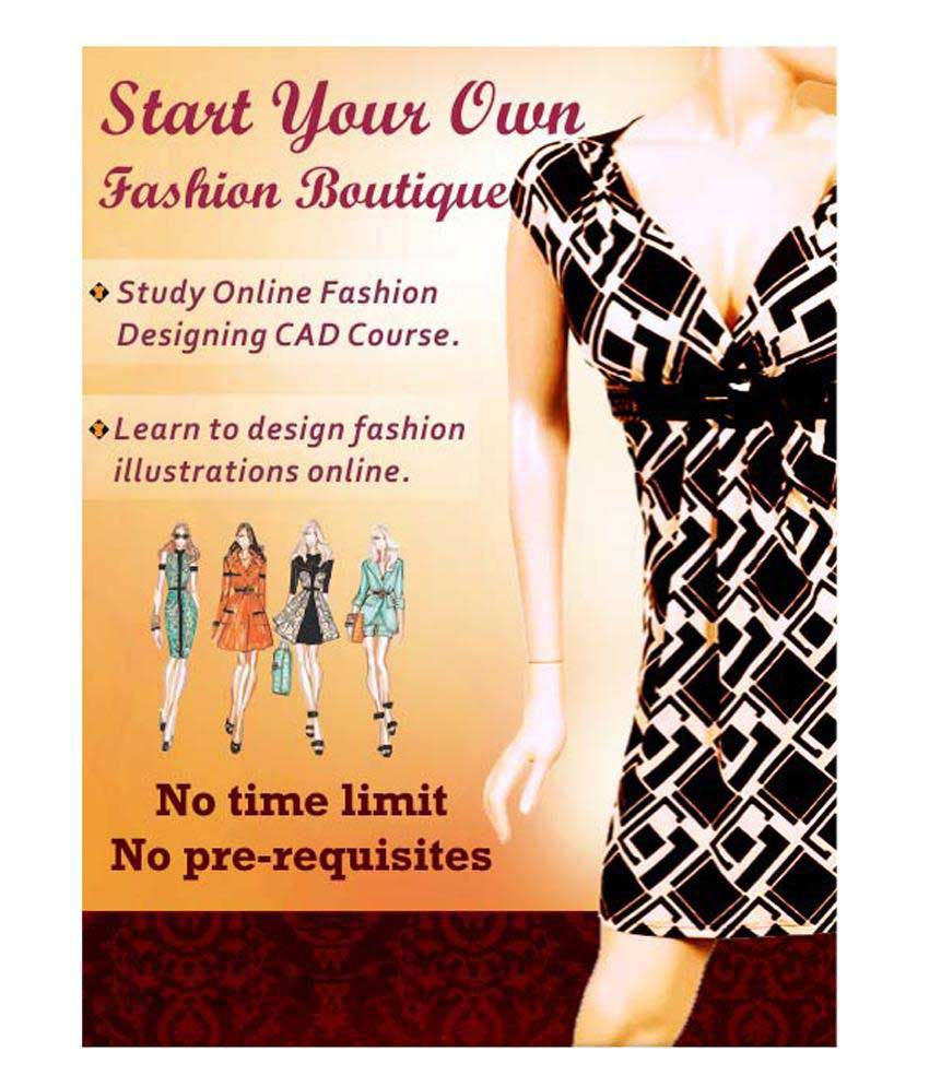 Online Fashion Designing Courses Cad Certified By Pebble Hills University Usa By Compufield Buy Online Fashion Designing Courses Cad Certified By Pebble Hills University Usa By Compufield Online At Low Price In