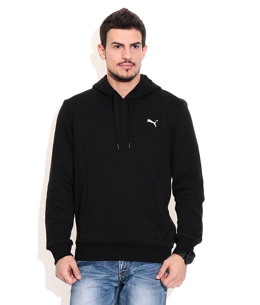 Puma Black Sweatshirt ...