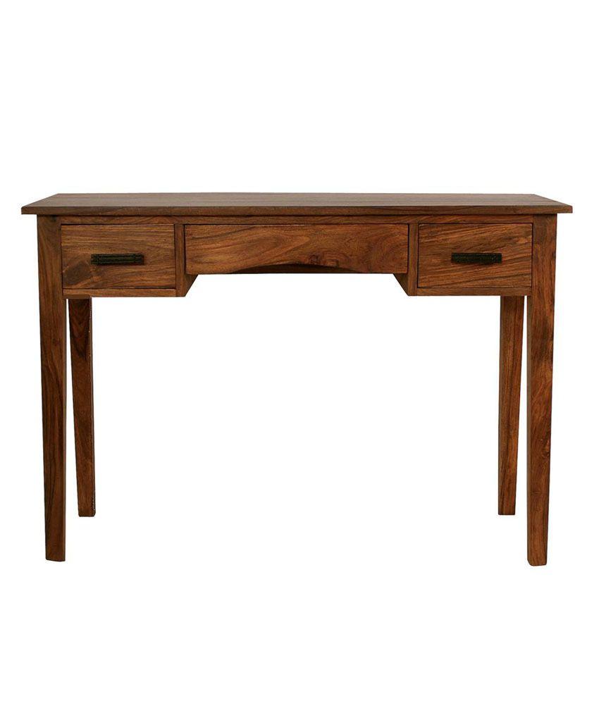 Kraftorium Roy Sheesham Wood Dining Table Best Price In