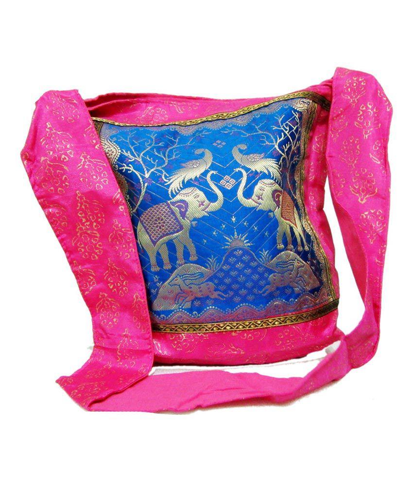 Fadattire Pink Shoulder Bag