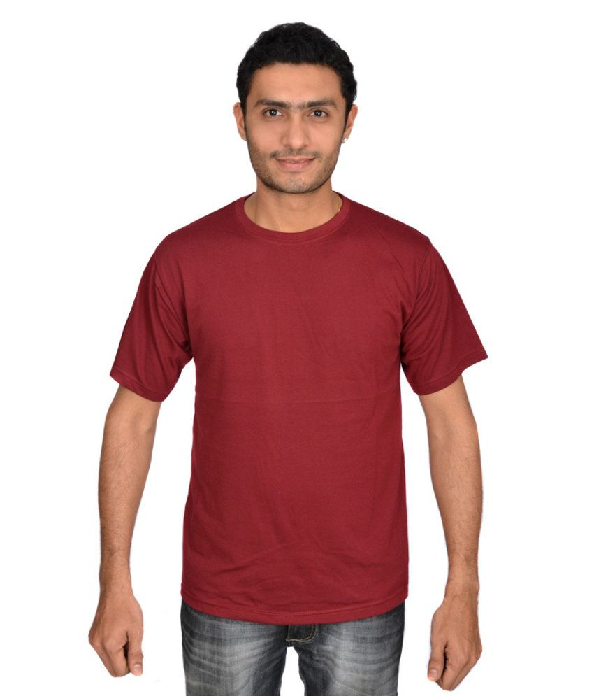 Double F Round Neck T-shirts