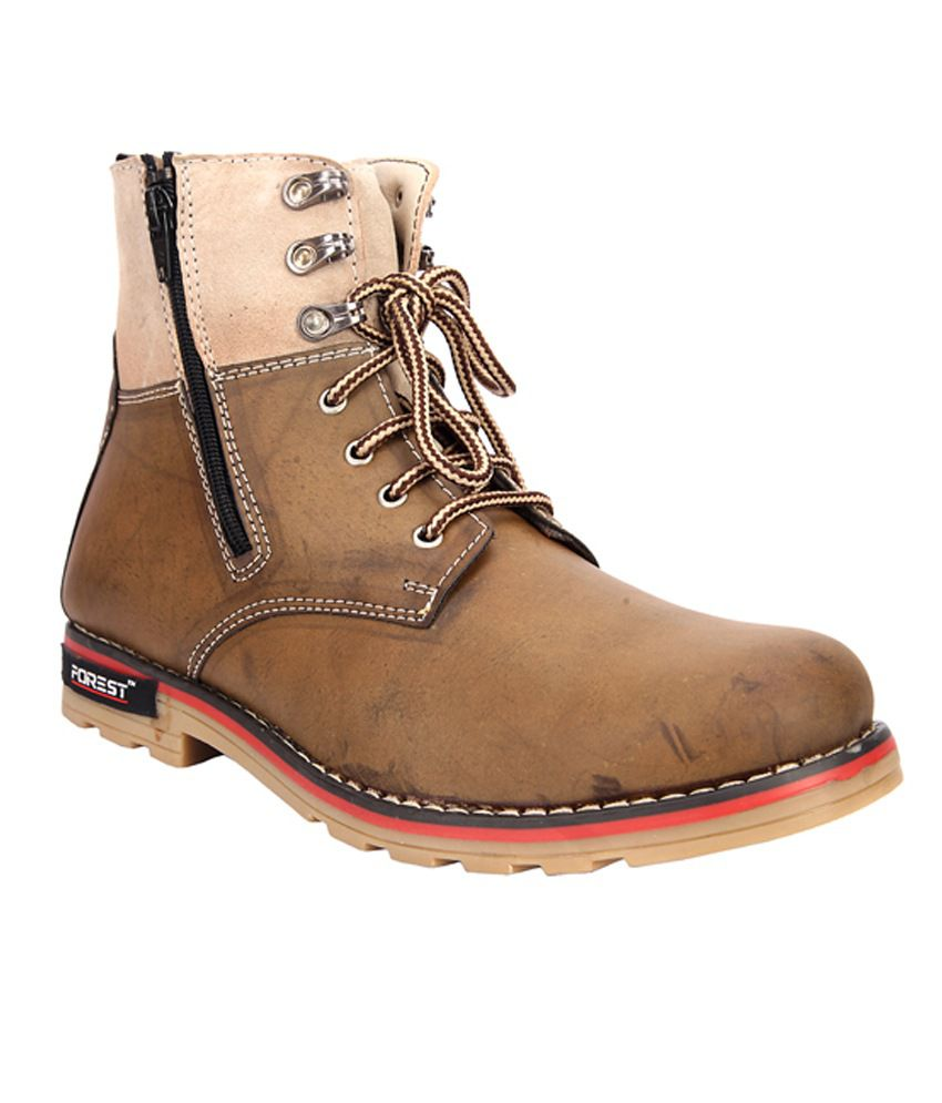 Forest Boots