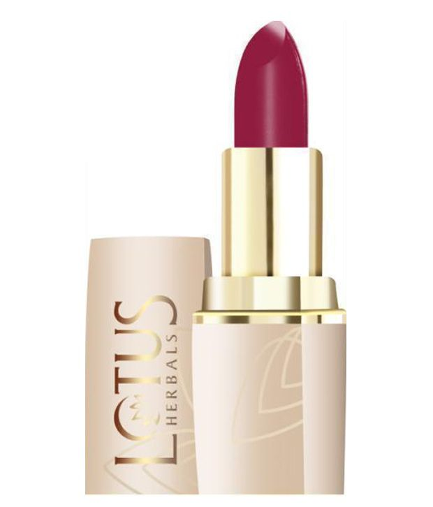 Lotus Herbals Lotus Herbals Pure Colour Lilac Breeze Lipstick 4.2g