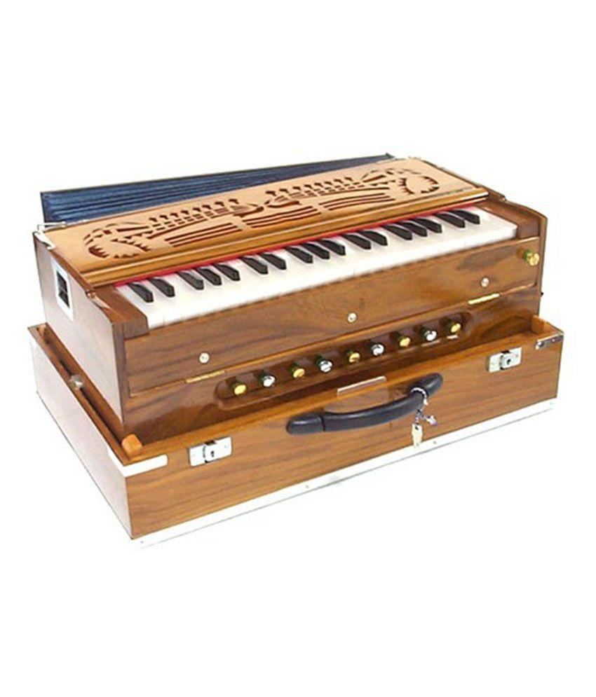 Sg Musical Harmonium High 9 Stops: Buy Sg Musical ...
