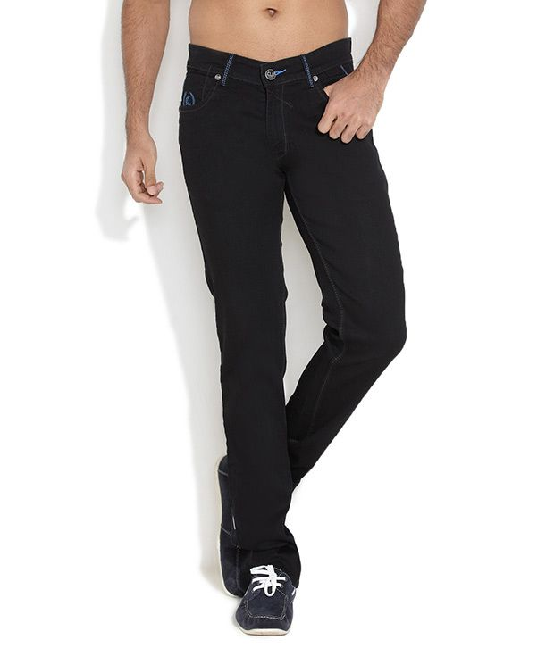 Canary London Black Classic Everyday Jeans