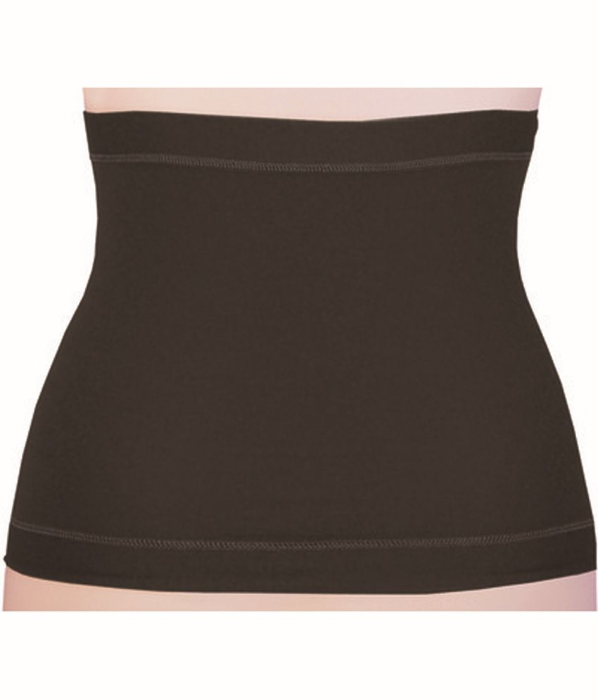50cf098a13360 Buy Dermawear Black Tummy Reducer Shapewear Online at Best Prices in India  - Snapdeal