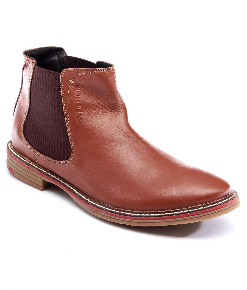 High Sierra Ankle Length Boots