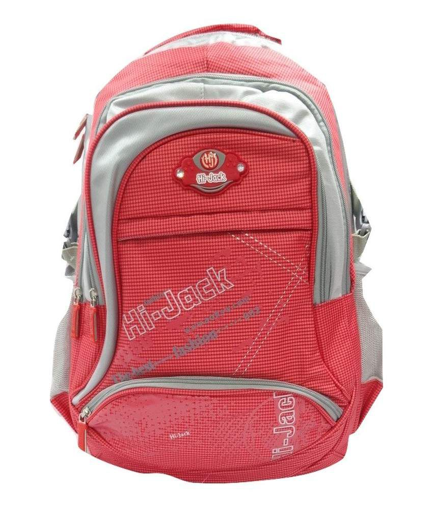 96cb7078b2b9 Hijack College And School Backpack - Buy Hijack College And School Backpack  Online at Best Prices in India on Snapdeal