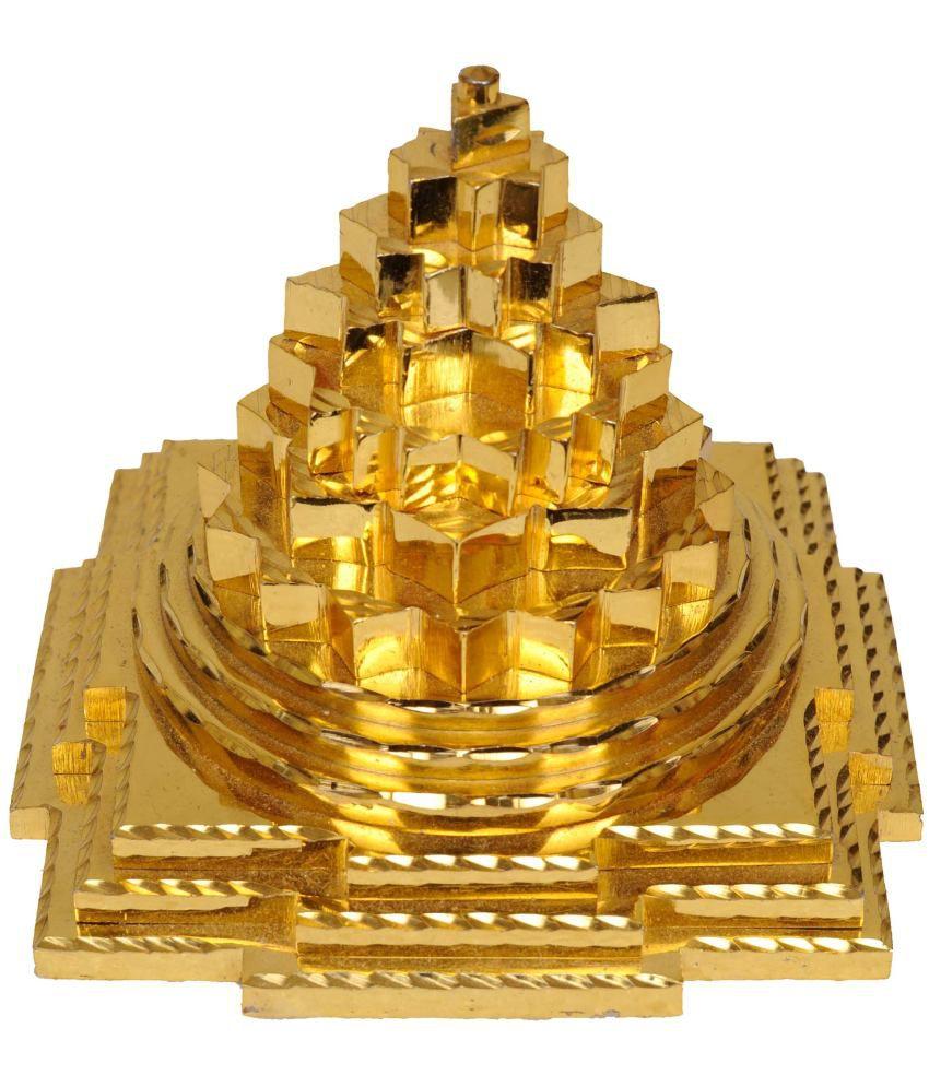 Exotic India Shri Yantra (maha Meru)