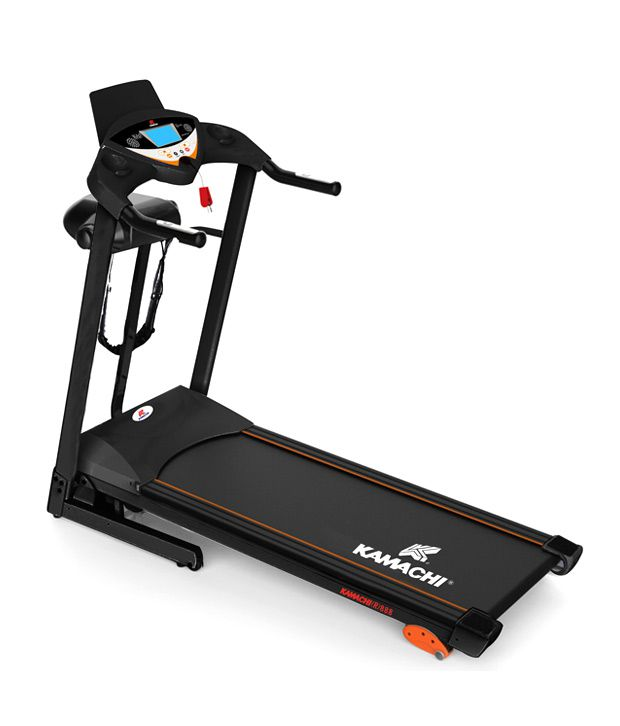 kamachi motorized treadmill 888 available at snapdeal for