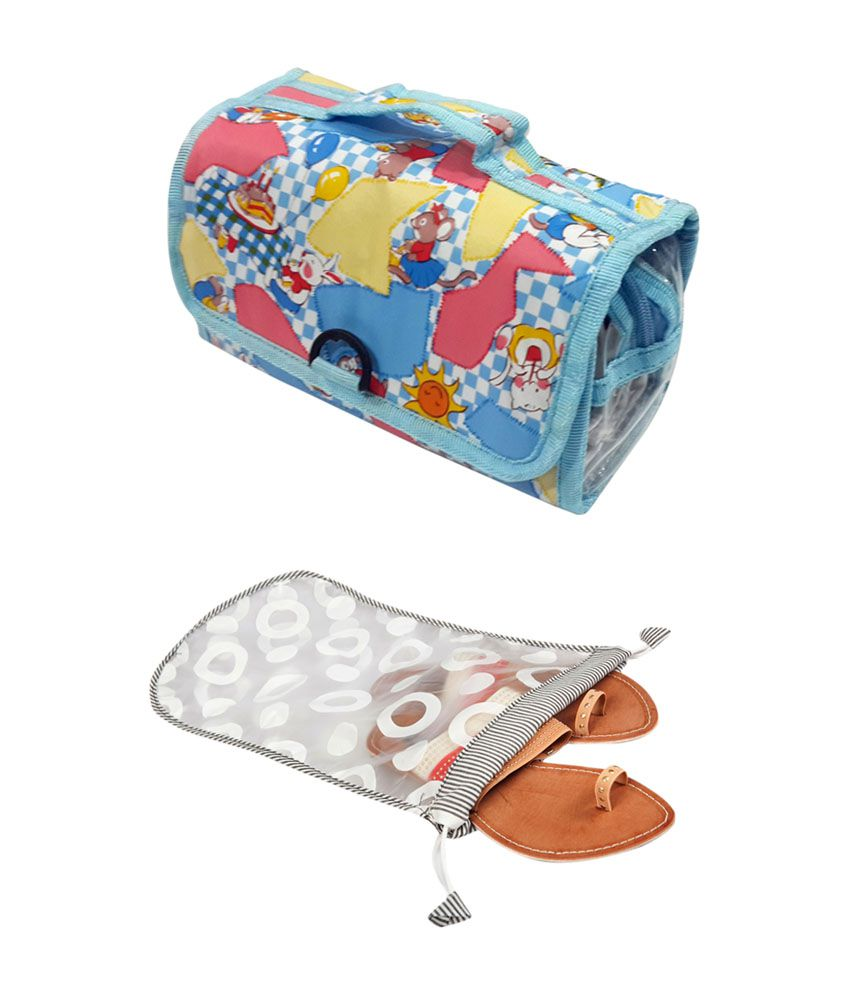Buy Fashionista Multicolour Combo of Kids Vanity Bag and ...