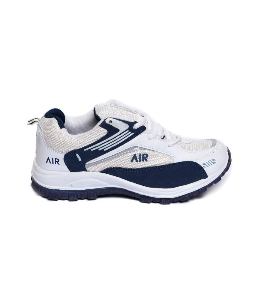 shoe makers white air plasma sports shoes buy shoe makers white rh snapdeal com