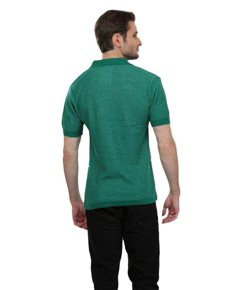 stride green collar neck t shirt buy stride green collar neck t stride green collar neck t shirt