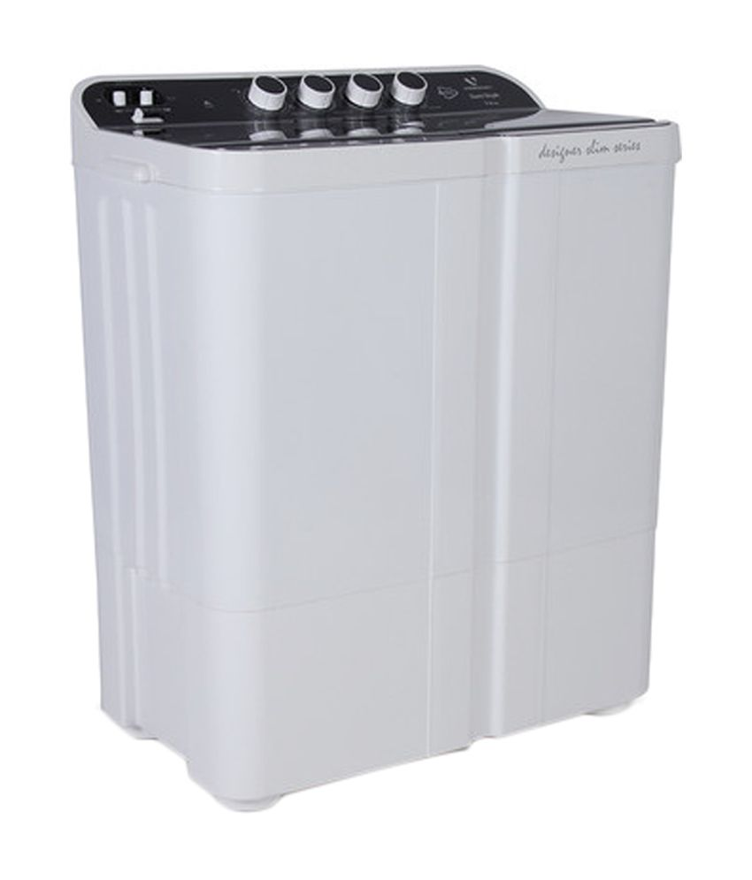 videocon 7 5 kg vs75z11 semi automatic top load washing machine