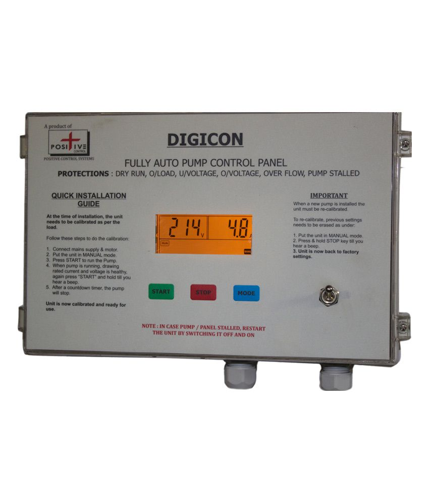 Automatic Pump Controller Wholesale, Pump Control ...