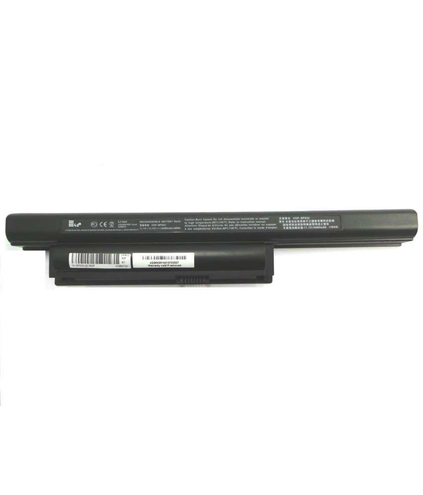 4d Sony Vaio Vpceb12fx/bic 6 Cell 4400 Mah Laptop Battery