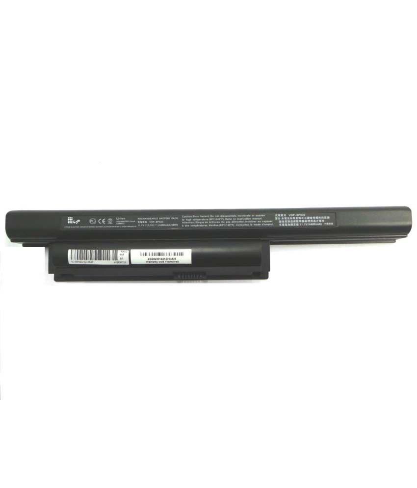 4d Sony Vaio Vpceb12fx/bic 6 Cell 4400 Mah Laptop Battery