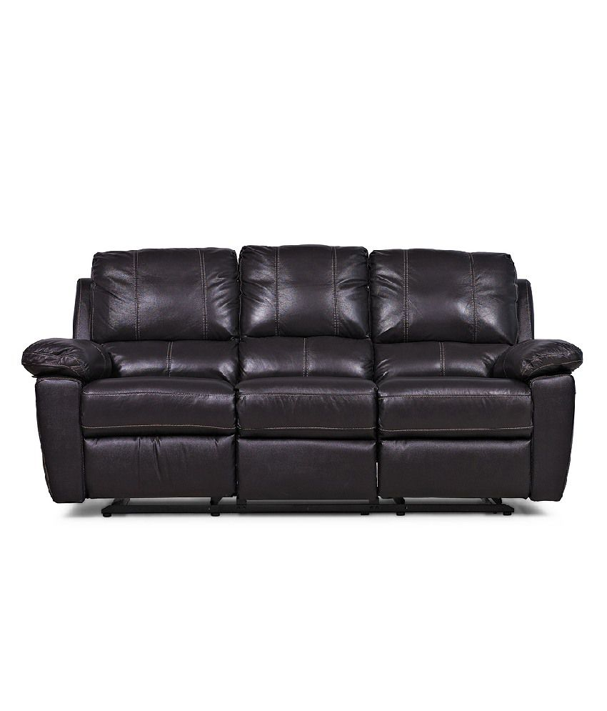 Home 3 Seater Recliner Marshall Buy Home 3 Seater