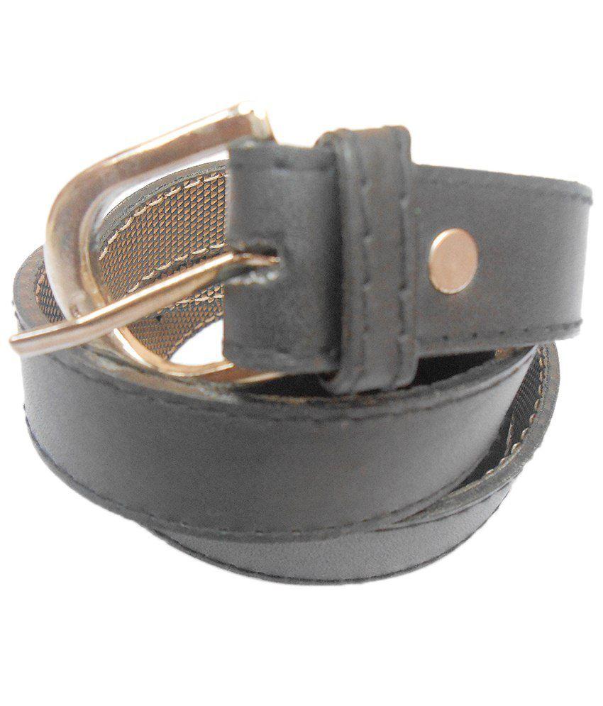 Gci Plain Gray Belt For Women