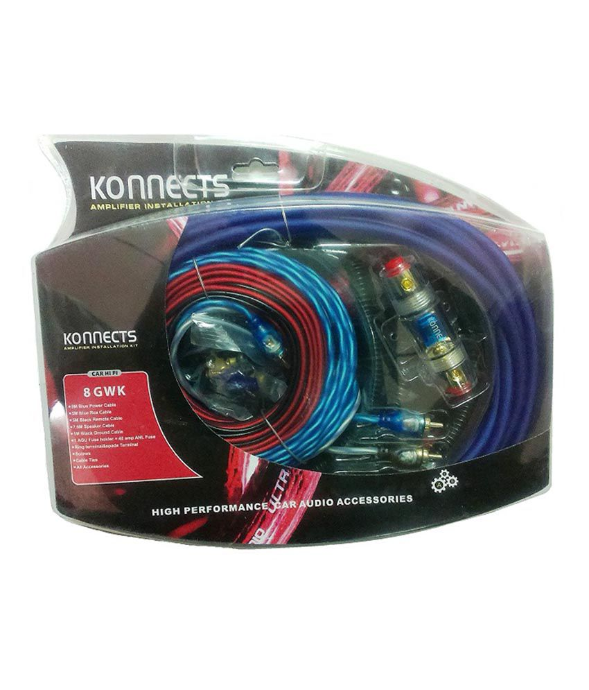 gauge amp wiring kit solidfonts kicker amp wiring kit instructions solidfonts
