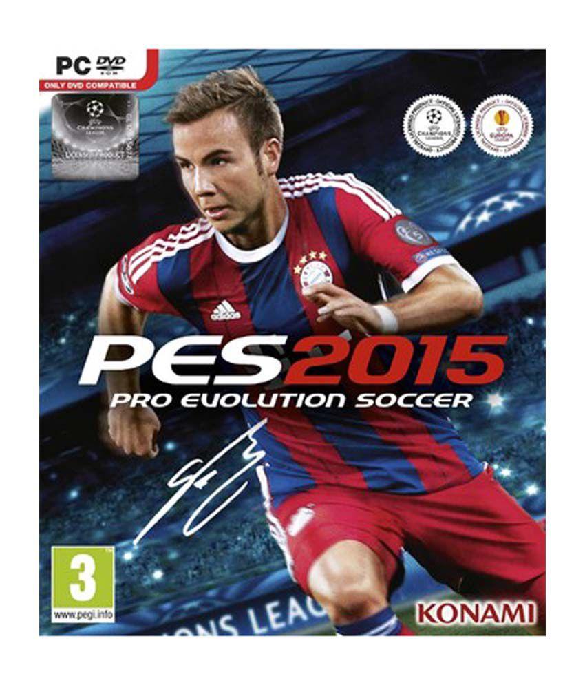 Pro Evolution Soccer 2015 PC
