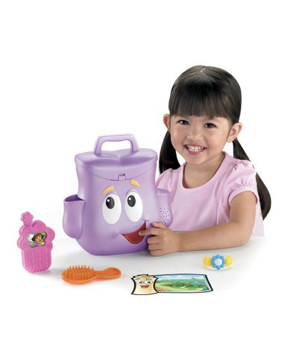 Fisher-price Explorer Talking Day Adventure Backpack