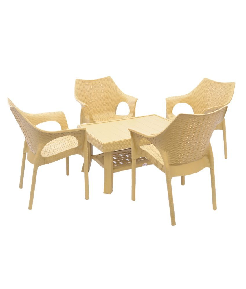 supreme set of 4cambridge chair 1 vegas center table cane buy