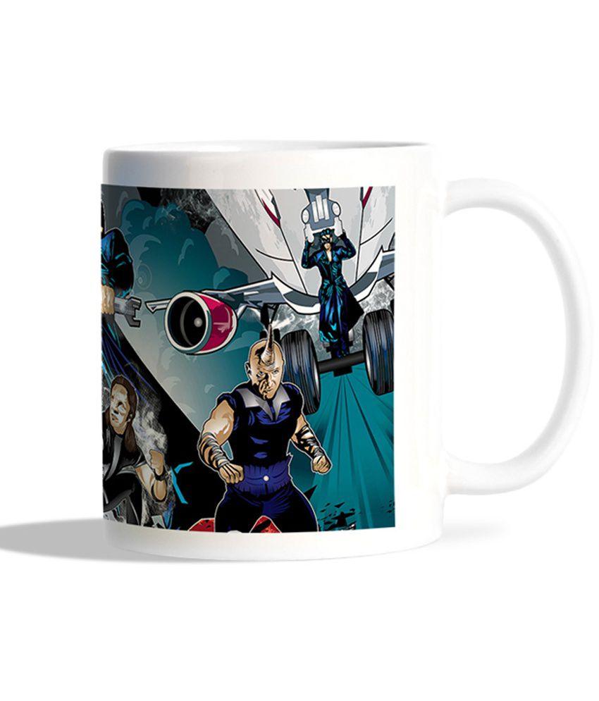 Bgfanstore Krrish 3 Mug