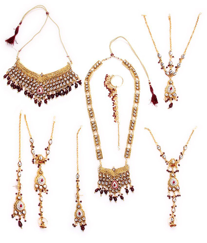 Ethnic Jewels Gorgeous Bridal Set